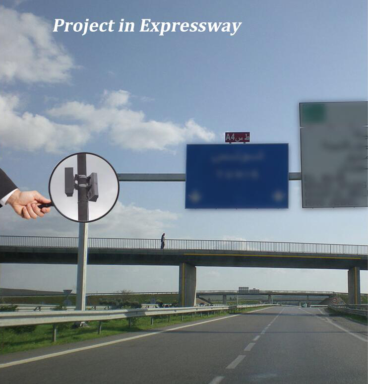 Expressway Solution for Acoustic Hailing System Auxiliary Speaker WJ-20