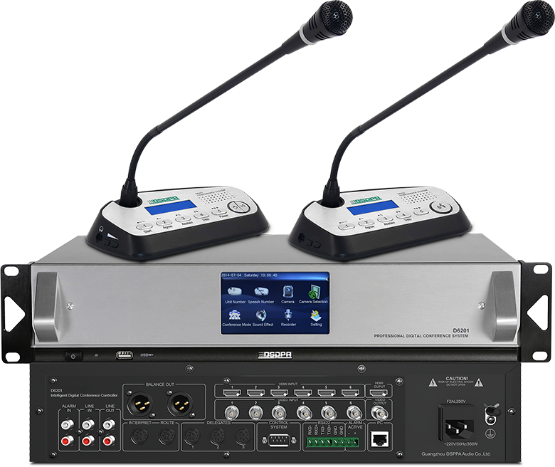 D6201 Intelligent Conference System