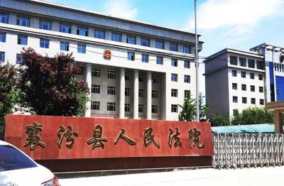 DSPPA-Conference Case Study-Xiangfen People's Court in Shanxi