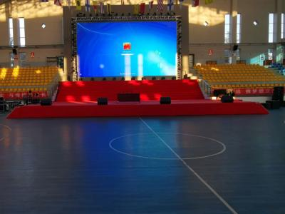 Case Study -【DSPPA PA System】Gymnasium in A School